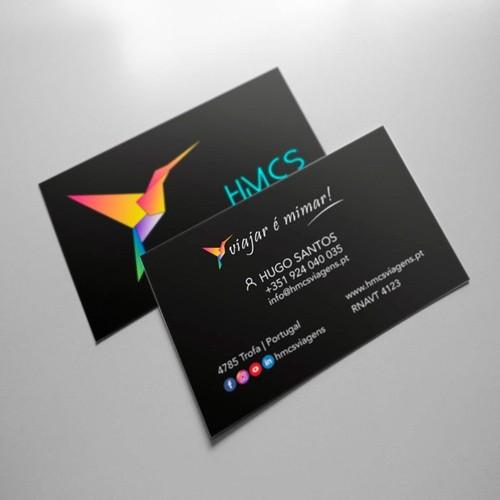Cartão comercial HMCS