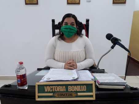 Concejal Bonillo