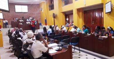 BOLETÍN DE PRENSA No.112  (15 de Agosto de 2019)            Proyecto de Protección Costera una apuesta a lo Social