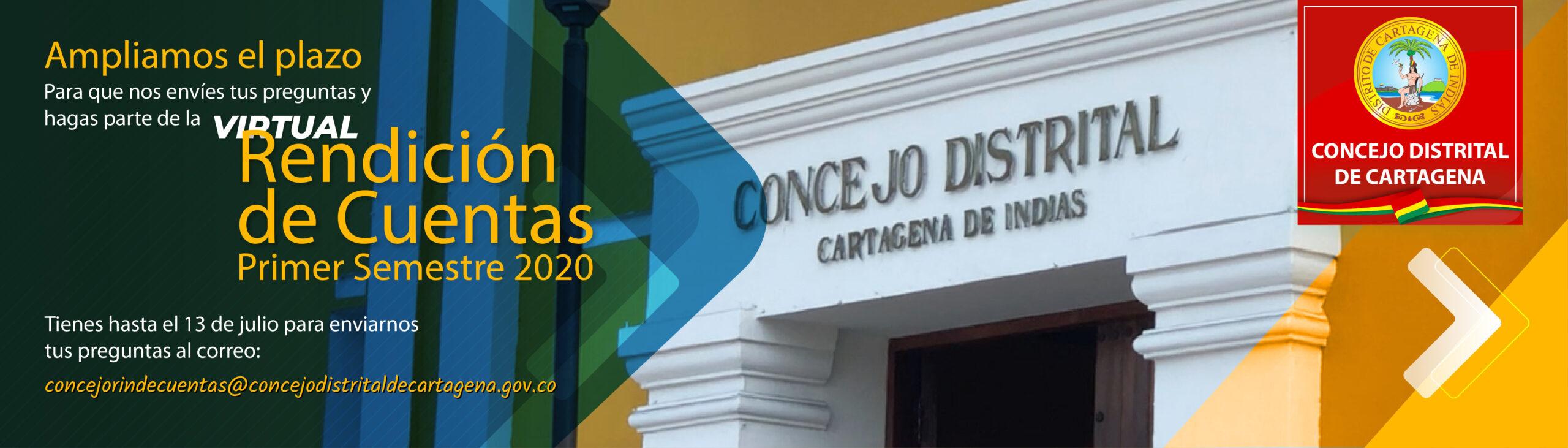 Concejo Distrital de Cartagena de Indias