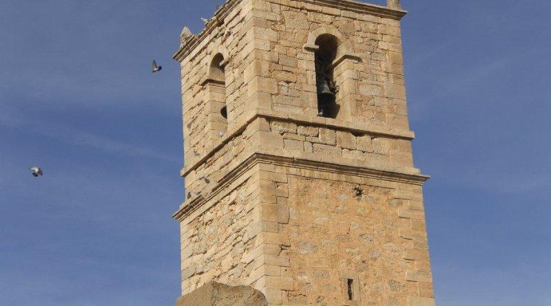 La torre de la iglesia
