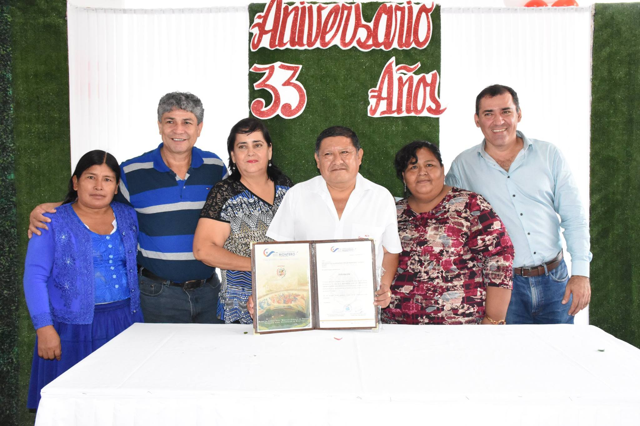 """Expreso Norte"" celebra su 33 aniversario"