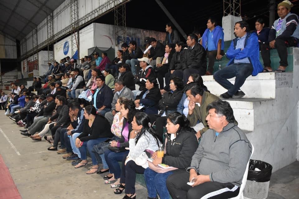 Distrito3 Montero: Inician las cumbres distritales POA 2020.