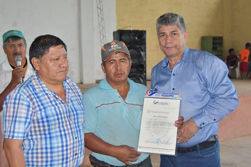 Aniversario El barrio Guadalupe Cofadena del distrito dos