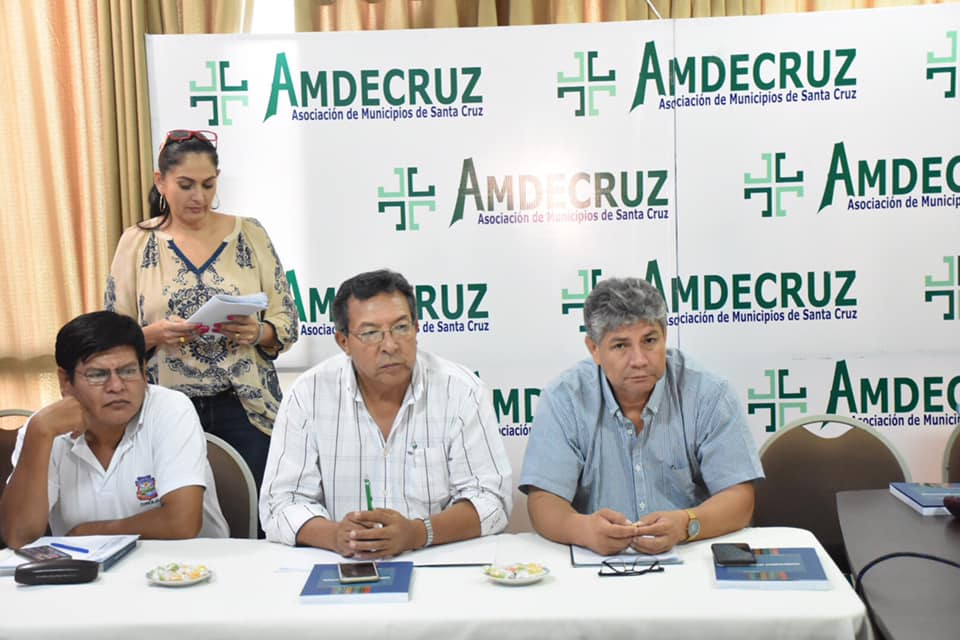 2da sesión de consejo directivo de AMDECRUZ