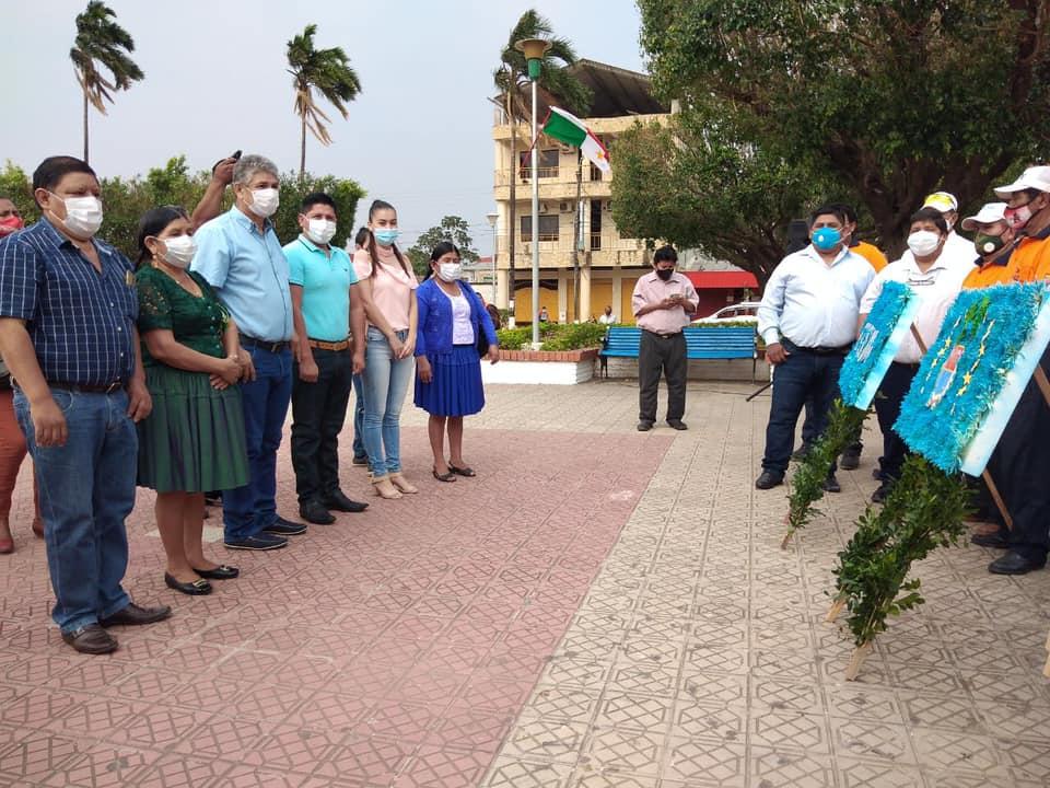 Felicidades al populoso barrio Villa Cochabamba