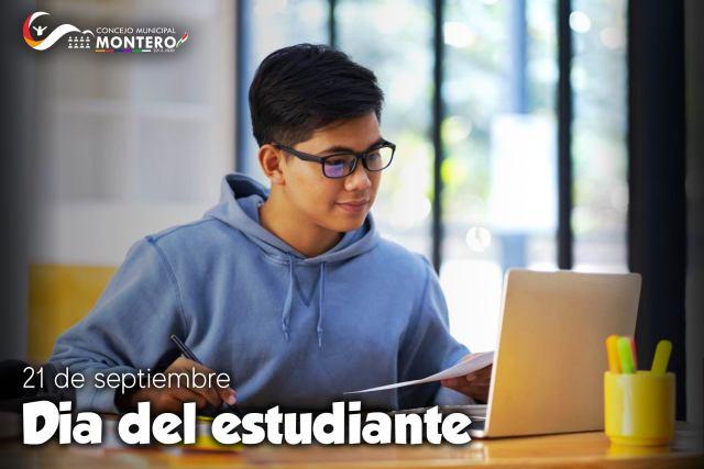 El 21 de septiembre fue declarado el Día del Estudiante por decreto de ley del 25 de Octubre de 1939 durante el gobierno provisorio del general Carlos Quintanilla, haciendo, de este modo, un homenaje a los jóvenes estudiantes del país.