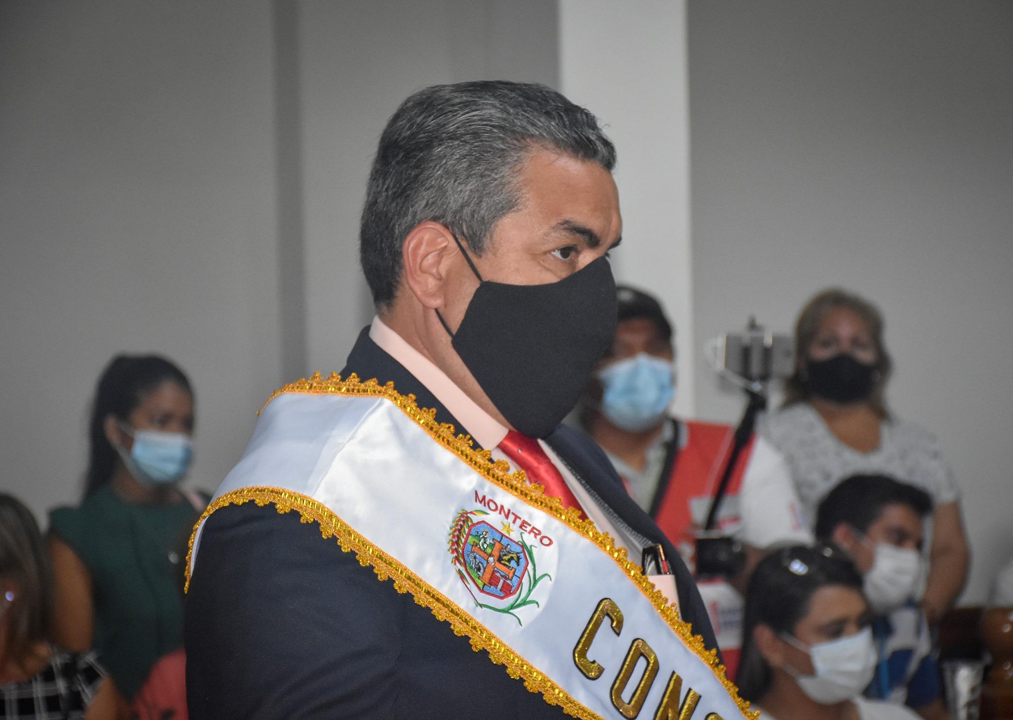 WILLAN PERALES ES EL NUEVO PRESIDENTE DEL CONCEJO