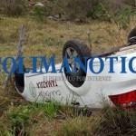 Vuelca auto en la libre Guadalajara Colima - Vuelca auto en la libre Guadalajara-Colima - #Noticias