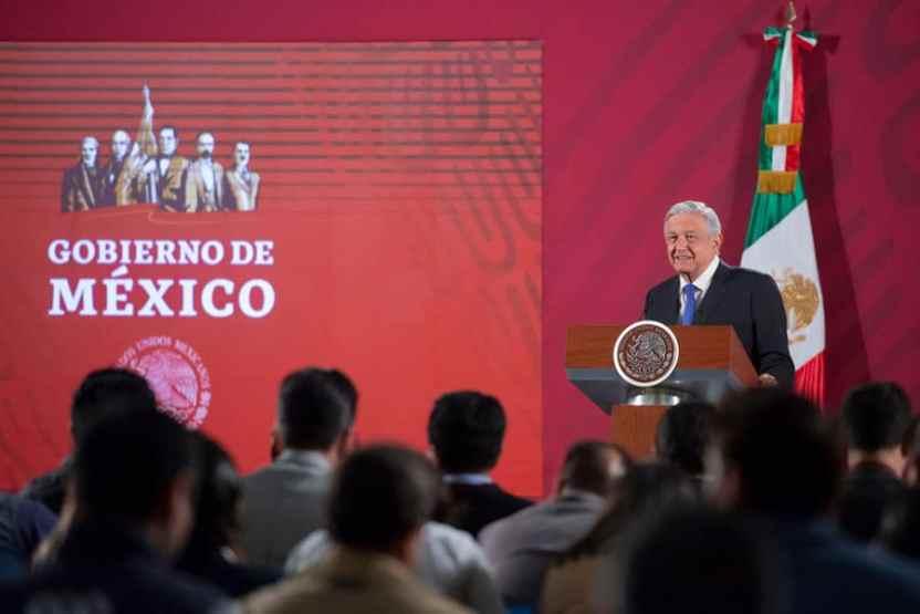 amlo conferencia 19022020 - Tras aumento de pena al delito de feminicidio AMLO opinó - #Noticias