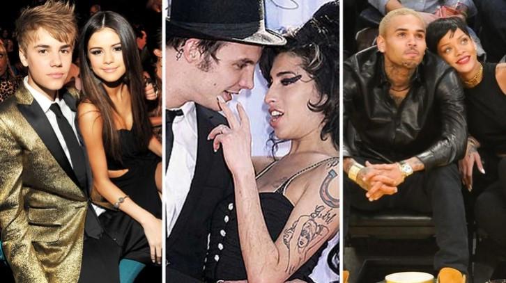 amores toxicos - los romances más tóxicos que padecieron estas celebridades - #Noticias
