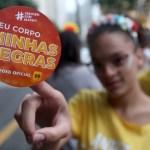 angeles carnaval brasil - Por segundo año, un grupo de ángeles se pasea por el carnaval de Brasil para evitar abuso sexual - #Noticias