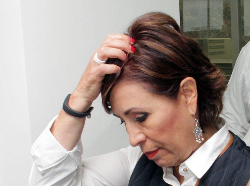 chayo 2 - Niegan otro amparo a Rosario Robles contra vinculación a proceso - #Noticias