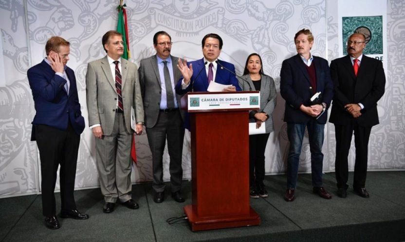 coordinadores e1581659734551 - Máxima transparencia en el proceso de renovación de consejeros del INE, piden legisladores - #Noticias