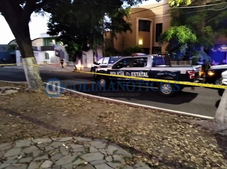 herido de bala en 20 de noviembre - Reportan hombre baleado en Av. 20 de Noviembre en Colima - #Noticias