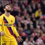 messi - Athletic de Bilbao se mete en semifinales de la Copa del Rey al ganar 1-0 al Barcelona - #Noticias