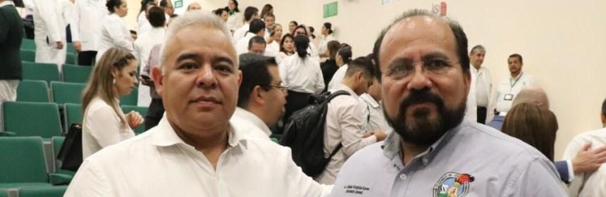 nombramiento edgar vargas - Édgar Vargas toma protesta como nuevo delegado estatal Colima del IMSS - #Noticias