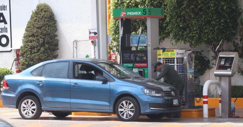 precio gasolina crop1581084219723.jpg 673822677 - Precio de la gasolina en México hoy 7 de febrero - #Noticias
