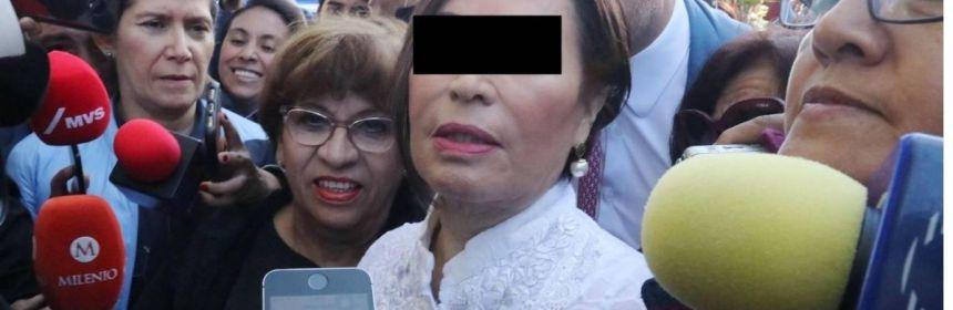 rosario robles 1027225 crop1582696163062.jpg 673822677 - Citarán a 23 personas en juicio político de Rosario Robles - #Noticias