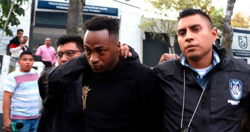 4 6 - Un Juez deja en libertad al futbolista Renato Ibarra, señalado por violentar a su esposa - #Noticias