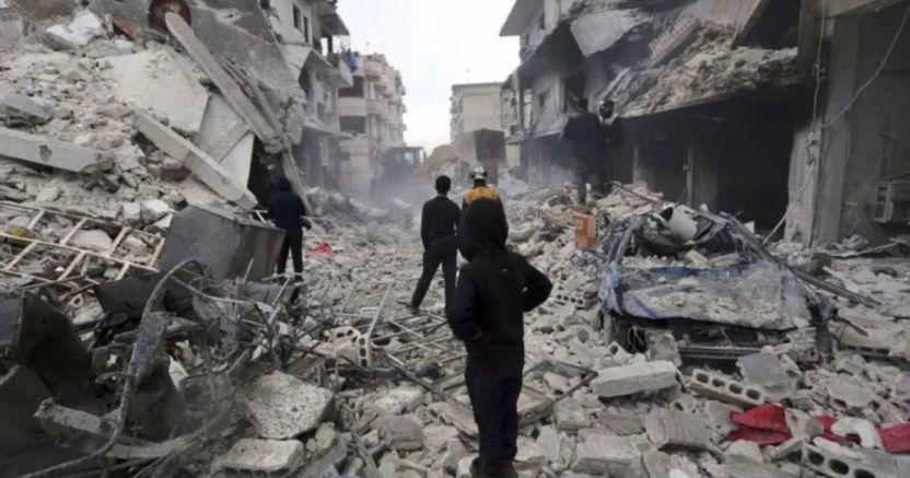 9x000 nixos murieron o fueron heridos durante guerra de siria.jpg 673822677 - 9,000 niños murieron o fueron heridos durante guerra de Siria
