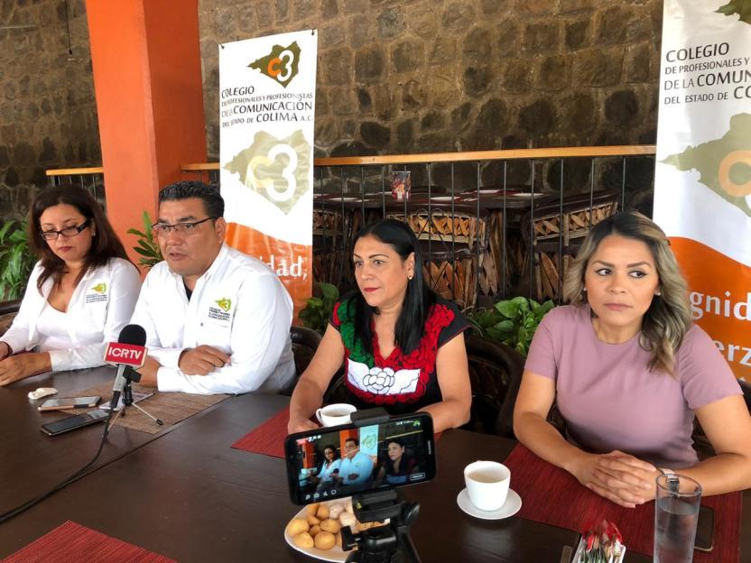 Anuncian 4ta Semana de la Comunicación en Colima - Anuncian 4ta Semana de la Comunicación en Colima - #Noticias