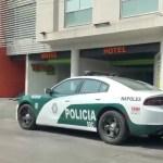 Hotel policia - Ebrio mata a un policía y a un empleado de hotel en la CDMX - #Noticias
