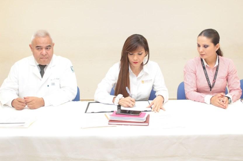 Instalan el Centro Estatal de Trasplantes de Colima 1 - Instalan el Centro Estatal de Trasplantes de Colima - #Noticias