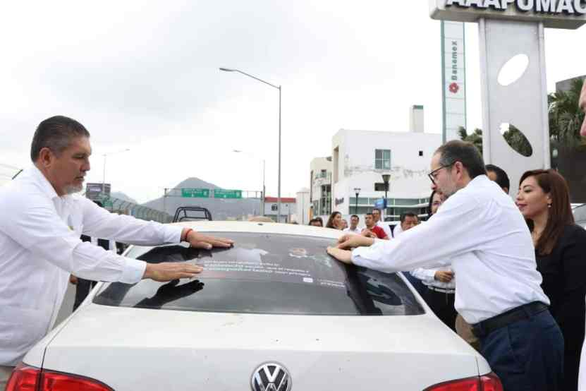 JIPS Campaña Manzanillo 4 - Gobernador presenta campaña de prevención de la violencia en Manzanillo - #Noticias