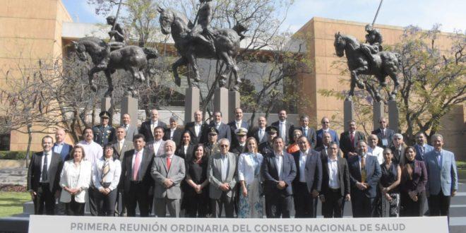 Participa Colima 1 660x330 - Participa Colima en reunión del Consejo Nacional de Salud – Archivo Digital Colima - #Noticias