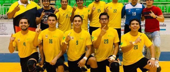 SELECCIÓN VARONIL UDE C DE HANDBALL 660x330 - Selección varonil de UdeC gana Copa Jalisco de handball – Archivo Digital Colima - #Noticias