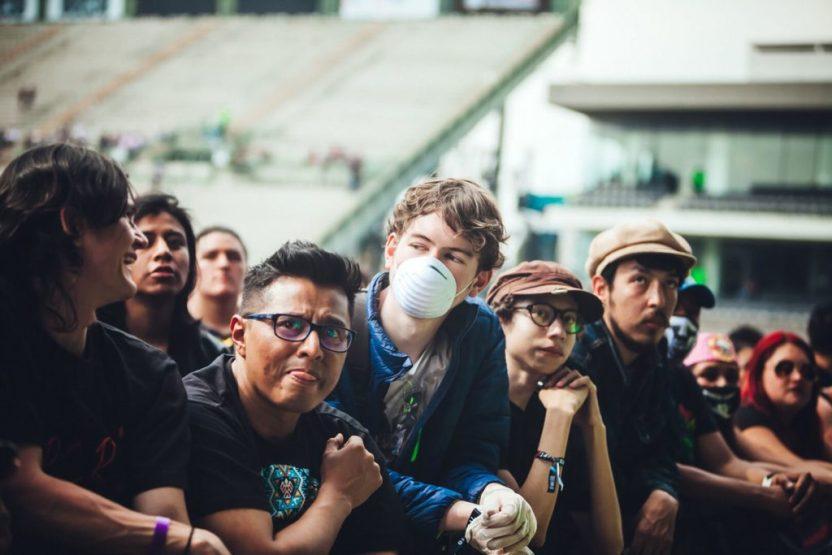 Vive L e1584317759843 - Crónica del Vive Latino: rockear en medio de una pandemia