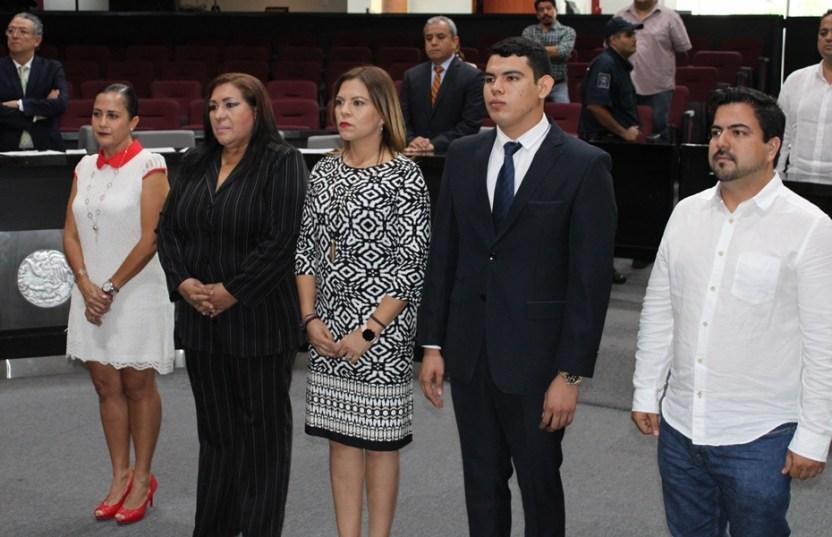 anticorrupcion - Rinden protesta ante el Congreso Local integrantes de la Comisión de Selección del Sistema Estatal Anticorrupción - #Noticias