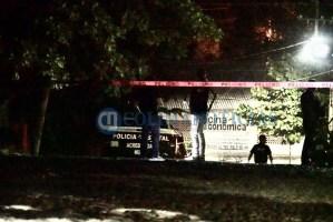 balean policias estatales - Disparan contra patrulla de la Policía Estatal en Armería: 2 elementos muertos y 2 heridos