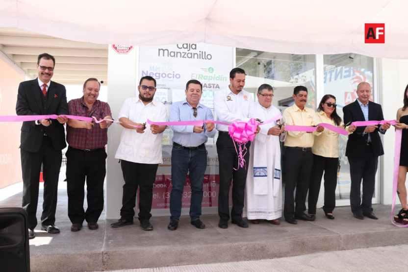caja manzanillo 22 - Inauguran Caja Manzanillo en Villa de Álvarez