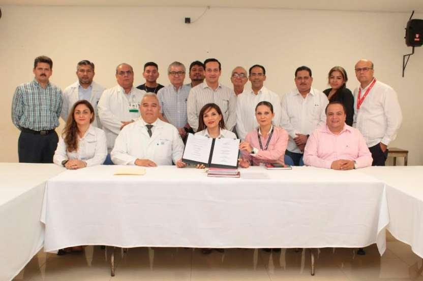 centrotransplantes10 - Instalan el Centro Estatal de Trasplantes de Colima - #Noticias