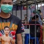 coronavirus kickboxing tailandia - Evento de kickboxing en Tailandia se vuelve foco de contagio por COVID-19; suman 72 confirmados