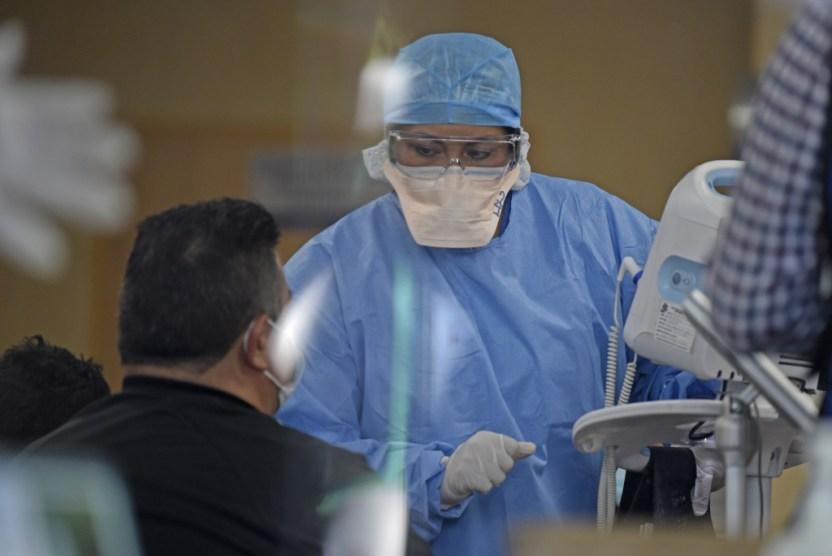 covid 1 - Suman 93 casos confirmados por coronavirus en México