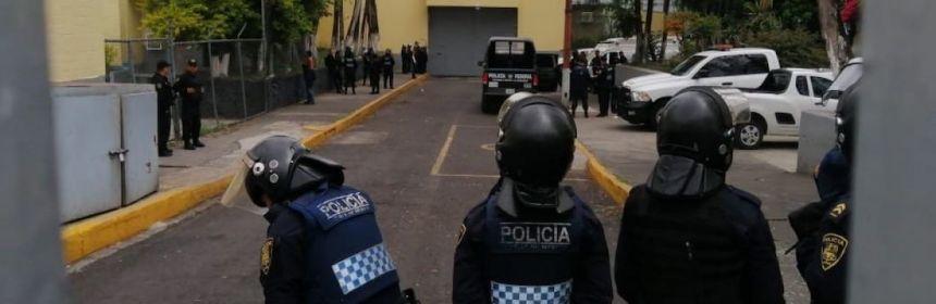 cuartoscuro 721249 digital - La SSC- CdMx dice que van 73 detenidos por saqueos a comercios durante contingencia por COVID-19