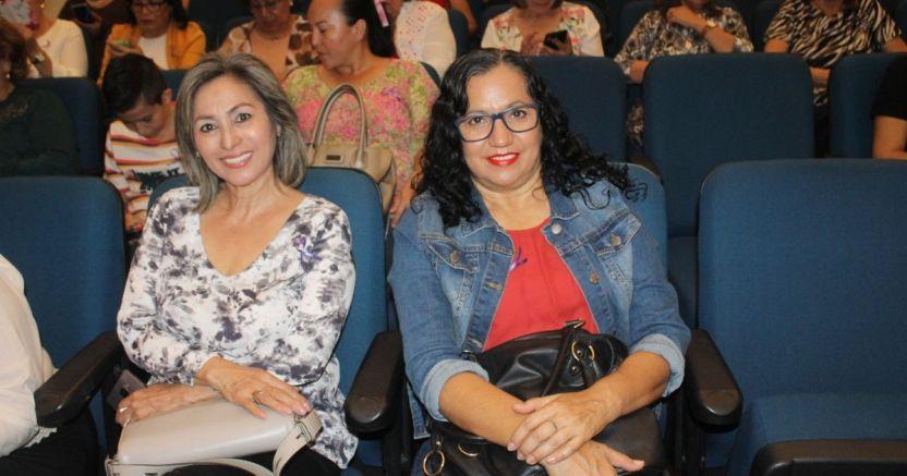 img 2110.jpg 673822677 - Ofrecen conferencia a mujeres | EL DEBATE
