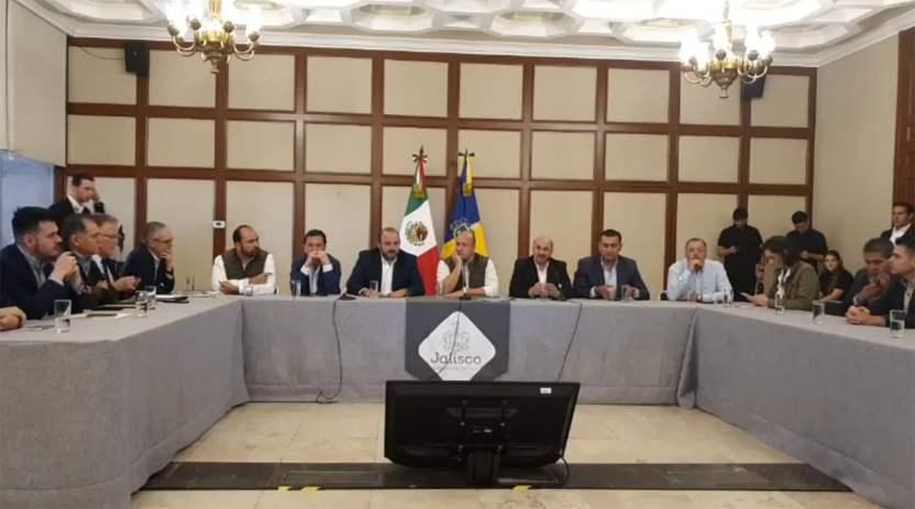 jalisco covi - Jalisco pospone eventos y anuncia clases virtuales por COVID-19 - #Noticias