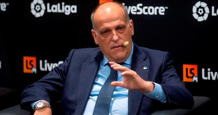 javier teba - Liga de futbol española aplaza las próximas dos jornadas en Primera y Segunda división por COVID-19 - #Noticias