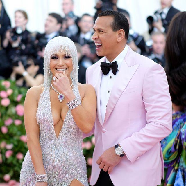 jennifer alex - Así es como Jennifer Lopez y Alex Rodriguez se divierten en cuarentena