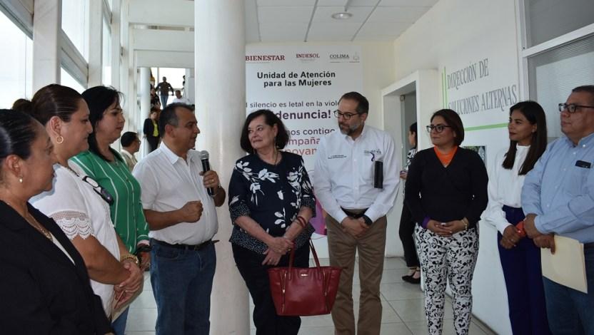 litigio mujer - Felipe Cruz y el Gobernador ponen en marcha Unidad de Litigio Estratégico en bien de las mujeres - #Noticias