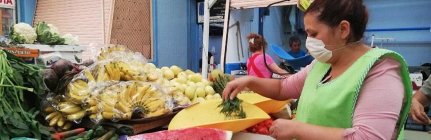 mercado compras - En la Fase 3 del COVID-19 abasto de alimentos será un problema si no se actúa, alerta el agro