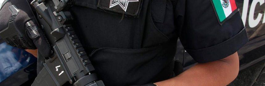 policia estatal - Las fuerzas estatales de seguridad capturan a dos sujetos por robo