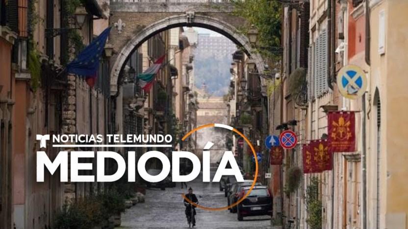 1586682831 maxresdefault - Italia no logra frenar las víctimas mortales por coronavirus   Noticias Telemundo
