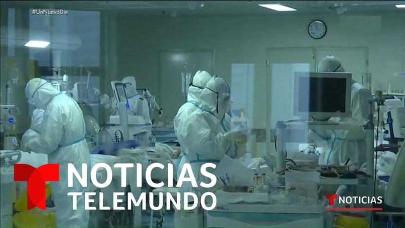 1586719432 maxresdefault - Las Noticias de la mañana, 13 de marzo de 2020 | Noticias Telemundo