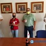 Coca Cola donación Cruz Roja - Fundación Coca-Cola Colima dona insumos a Cruz Roja
