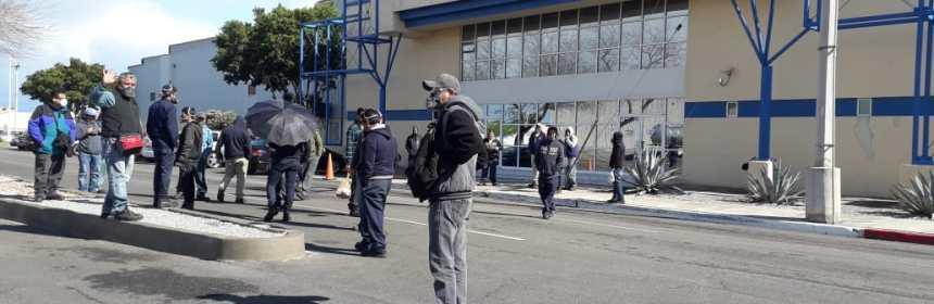 Mexicali 3 - Suspenden empresas en Mexicali por no parar labores